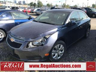 Used 2014 Chevrolet Cruze (14-F) for sale in Calgary, AB