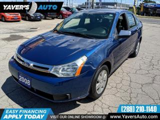 Used 2009 Ford Focus SE for sale in Hamilton, ON