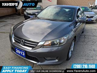 Used 2013 Honda Accord EX-L for sale in Hamilton, ON
