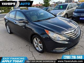 Used 2011 Hyundai Sonata SE for sale in Hamilton, ON