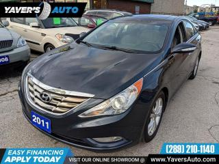 Used 2011 Hyundai Sonata LIMITED for sale in Hamilton, ON