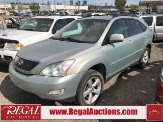 Used 2007 Lexus RX 350 (40-T) for sale in Calgary, AB