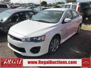 Used 2017 Mitsubishi Lancer (5-V) for sale in Calgary, AB