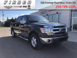 Used 2014 Ford F-150 XLT for sale in Virden, MB