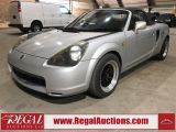 Photo of Silver 1999 Toyota MR2