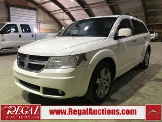 Used 2010 Dodge Journey R/T 4D Utility for sale in Calgary, AB