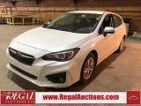 Photo of White 2017 Subaru Impreza