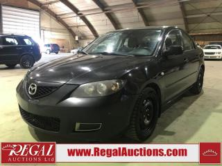Used 2009 Mazda MAZDA3 4D Sedan for sale in Calgary, AB