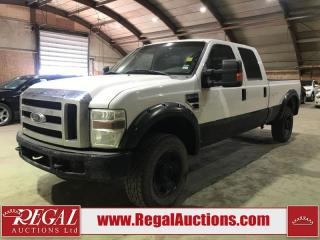 Used 2008 Ford F-350 SD 4D CREW CAB 4WD for sale in Calgary, AB