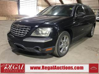 Used 2005 Chrysler Pacifica 4D Utility AWD for sale in Calgary, AB