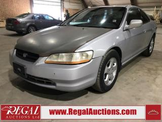 Used 2000 Honda Accord EX 2D Coupe V6 for sale in Calgary, AB