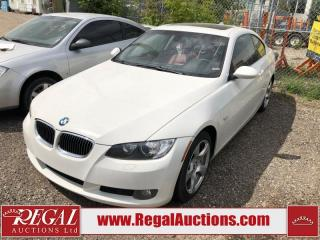 Used 2008 BMW 335i (77-SOUTH) for sale in Calgary, AB