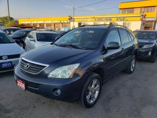 Used 2006 Lexus RX 400h 400h, AWD, Leather, Sunroof, 3/Y Warranty Availabl for sale in Toronto, ON