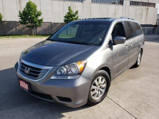 Used 2009 Honda Odyssey EX-L, 8 Pass, Leather, 3/Y warranty available for sale in Toronto, ON