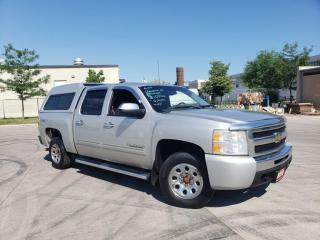 Used 2010 Chevrolet Silverado 1500 4 Door, 4X4, Auto, 3/Y Warranty available for sale in Toronto, ON