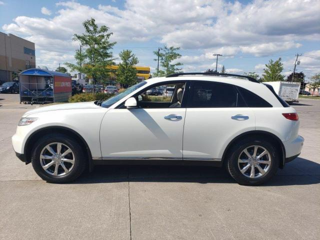 2008 Infiniti FX35 Leather, Sunroof, AWD, 3/Y warranty availabl
