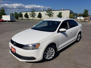 Used 2011 Volkswagen Jetta Comfortline, 4 door, 3/Y warramty available. for sale in Toronto, ON