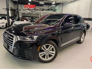 Used 2017 Audi Q7 3.0T I 7-PASS I S-LINE I COMING SOON I PANO I NAVI for sale in Vaughan, ON
