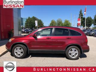 Used 2010 Honda CR-V EX for sale in Burlington, ON