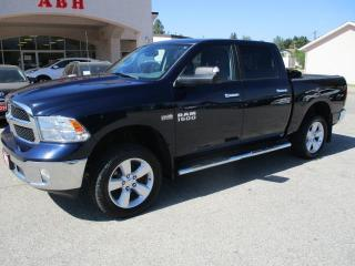 Used 2013 RAM 1500 SLT Crew Cab SWB 4WD for sale in Grand Forks, BC