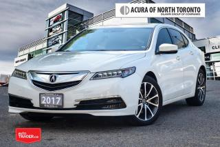 Used 2017 Acura TLX 3.5L SH-AWD w/Tech Pkg No Accident| Remote Start| for sale in Thornhill, ON