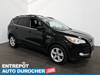 Used 2015 Ford Escape SE AIR CLIMATISÉ - Caméra de recul - Cuir for sale in Laval, QC