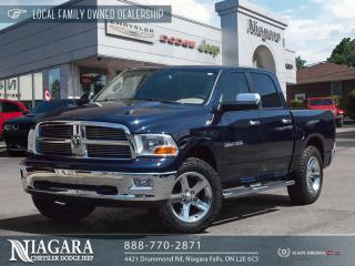Used 2012 RAM 1500 SLT for sale in Niagara Falls, ON