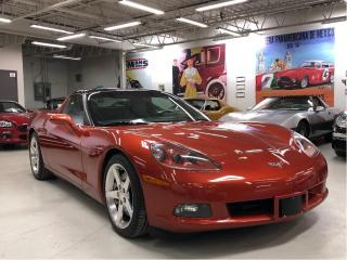 Used 2006 Chevrolet Corvette 3LT for sale in Paris, ON