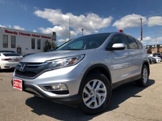 Used 2016 Honda CR-V EX-L -  Leather - Sunroof - Rear Camera for sale in Mississauga, ON