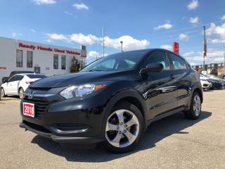 Used 2018 Honda HR-V LX AWD - Bluetooth - Rear camera - Heated Seats for sale in Mississauga, ON