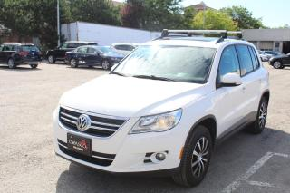 Used 2011 Volkswagen Tiguan 2.0L Comfortline 4MOTION for sale in Whitby, ON