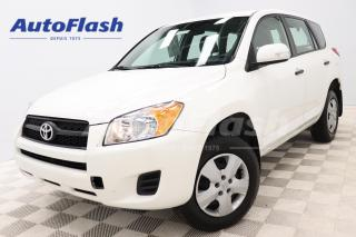 Used 2010 Toyota RAV4 FWD 2.5L 4-CYL *CRUISE *A/C * 79,400km * for sale in Saint-Hubert, QC