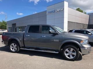 Used 2013 RAM 1500 3.6L Crew-Cab 4x4 Outdoorsman *Ram-Box *5-PASS* for sale in Saint-Hubert, QC