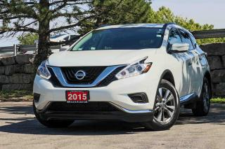 Used 2015 Nissan Murano FWD 4dr S | Heated Seats | Rear Cam | Bluetooth for sale in Waterloo, ON