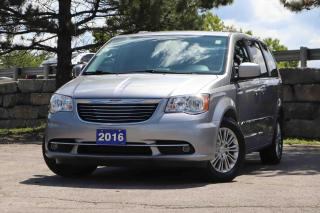 Used 2016 Chrysler Town & Country 4dr Wgn Touring w-Leather   Dvd   Power Sliding for sale in Waterloo, ON