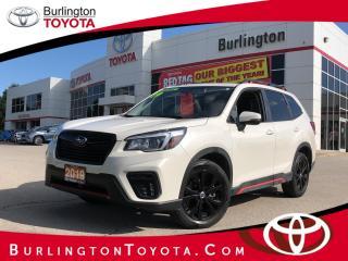 Used 2019 Subaru Forester Sport for sale in Burlington, ON