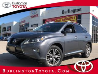 Used 2013 Lexus RX 350 Premium 1 Package for sale in Burlington, ON