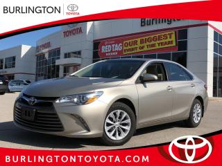 Used 2015 Toyota Camry LE for sale in Burlington, ON
