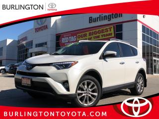Used 2018 Toyota RAV4 LIMITED  for sale in Burlington, ON