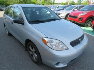 Used 2005 Toyota Matrix XR 5dr Wgn, auto, a/c, no accidents for sale in Halton Hills, ON