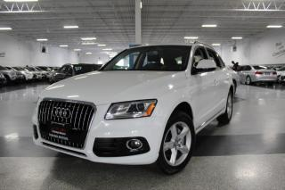 Used 2016 Audi Q5 QUATTRO NO ACCIDENTS I LEATHER I HEATED SEATS I REMOTE TRUNK for sale in Mississauga, ON