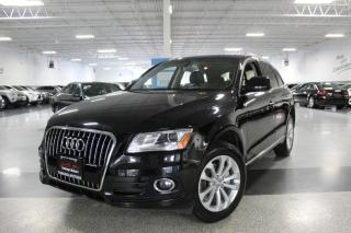 Used 2016 Audi Q5 PROGRESSIV NO ACCIDENTS I PANOROOF I REMOTE TRUNK I LEATHER for sale in Mississauga, ON