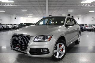 Used 2016 Audi Q5 QUATTRO NO ACCIDENTS I LEATHER I HEATED SEATS I POWER TRUNK for sale in Mississauga, ON