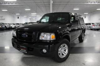 Used 2011 Ford Ranger SPORT SUPERCAB 4WD I NO ACCIDENTS I KEYLESS ENTRY for sale in Mississauga, ON