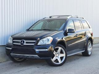 Used 2012 Mercedes-Benz GL-Class BlueTEC| AMG Pkg| TV/DVD for sale in Mississauga, ON
