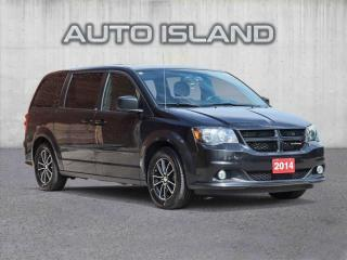 Used 2014 Dodge Grand Caravan SXT**FULL STOW N GO**REAR AIR** for sale in North York, ON