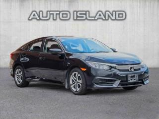 Used 2016 Honda Civic Sedan 4dr CVT LX for sale in North York, ON