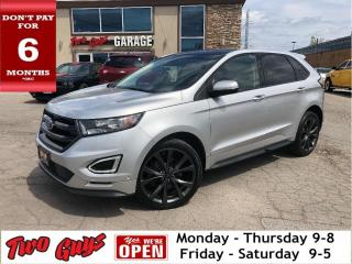 Used 2016 Ford Edge Sport   AWD   Panoroof   Nav   21 Inch Rims for sale in St Catharines, ON