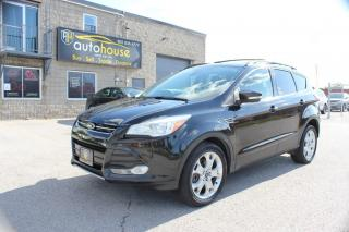 Used 2013 Ford Escape Titanium,4WD,NAVI,LEATHER,SUNROOF for sale in Newmarket, ON