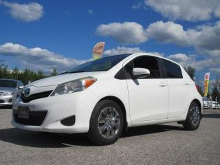 Used 2012 Toyota Yaris TOYOTA SERVICED for sale in Newmarket, ON